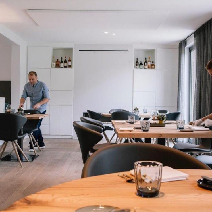 Restaurant te Tielt-Winge | Elektriciteitswerken • Domotica • Verlichting