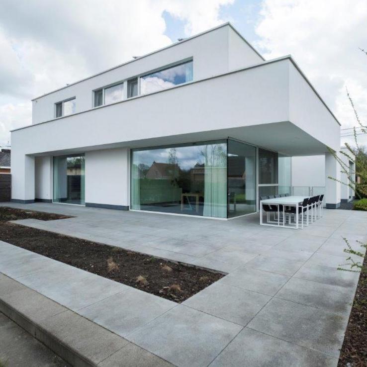 Woning te Hulshout | Elektriciteitswerken • Domotica • Verlichting