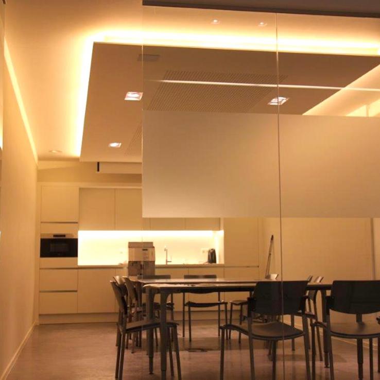 Kantoor te Lier | Elektriciteitswerken • Domotica • Verlichting