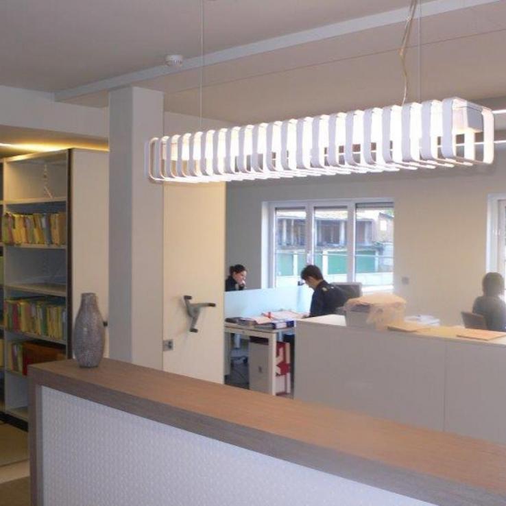kantoor te averbode elektriciteitswerken domotica verlichting